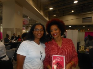 Life in Spades for Ms. Terry McMillan (Authors Pavillion, Congressional Black Caucus)