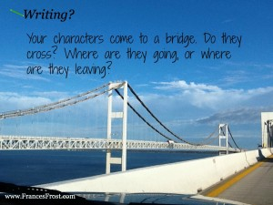 Refer to writing prompts to get your creativity going again.