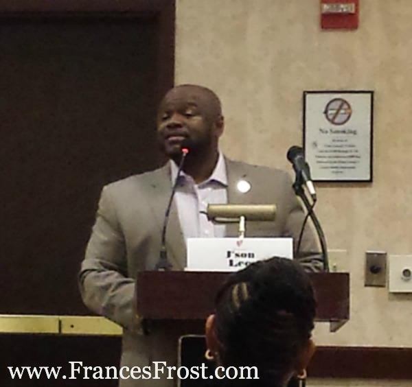 Black Authors & Readers Rock Weekend - Movers & Shakers Panel Moderator, J'son Lee